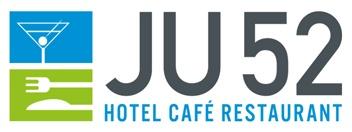 JU52 Hotel Café Restaurant Logo